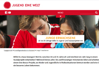 Bild: Don Bosco projekte website