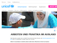 Bild: Unicef website